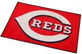Fan Mats Cincinnati Reds Starter Mats