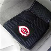 Fan Mats Cincinnati Reds Vinyl Car Mats (set)