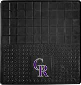 Fan Mats Colorado Rockies Vinyl Cargo Mats