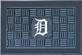 Fan Mats Detroit Tigers Door Mats