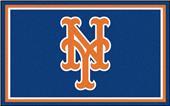 Fan Mats New York Mets 4' x 6' Rugs