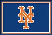 Fan Mats New York Mets 5' x 8' Rugs