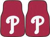 Fan Mats Philadelphia Phillies Car Mats (set)
