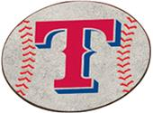 Fan Mats Texas Rangers Baseball Mats