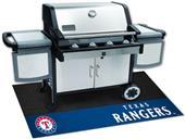Fan Mats MLB Texas Rangers Grill Mats