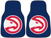 Fan Mats Atlanta Hawks Carpet Car Mats (set)