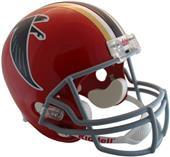 NFL Falcons Deluxe Replica Full Size Helmet (TB)