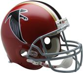 NFL Falcons On-Field Auth. Full Size Helmet (TB)