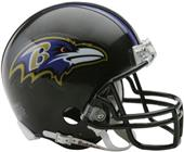 NFL Baltimore Ravens Mini Helmet (Replica)