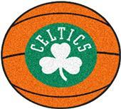 Fan Mats Boston Celtics Basketball Mats