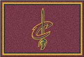 Fan Mats Cleveland Cavaliers 5' x 8' Rugs