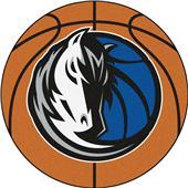 Fan Mats Dallas Mavericks Basketball Mats