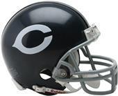NFL Bears (62-73) Mini Replica Throwback Helmet