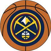 Fan Mats Denver Nuggets Basketball Mats