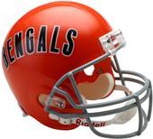 NFL Bengals (68-79) Replica Full Size Helmet (TB)