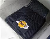 Fan Mats Los Angeles Lakers Vinyl Car Mats (set)