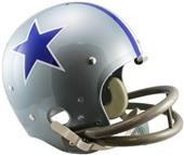NFL Cowboys (64-66) Replica TK Suspension Helmet