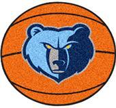 Fan Mats Memphis Grizzlies Basketball Mats