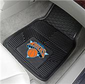 Fan Mats New York Knicks Vinyl Car Mats (set)