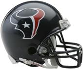 NFL Houston Texans Mini Helmet (Replica)