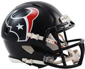 NFL Houston Texans Speed Mini Helmet