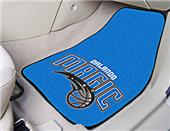 Fan Mats Orlando Magic Carpet Car Mats (set)