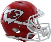 NFL Chiefs On-Field Full Size Helmet (Speed)