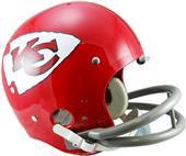 NFL Chiefs (63-73) Replica TK Suspension Helmet