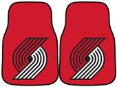 Fan Mats Portland Trail Blazers Car Mats (set)