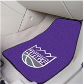 Fan Mats Sacramento Kings Carpet Car Mats (set)