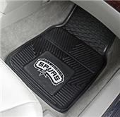 Fan Mats MLB San Antonio Spurs Vinyl Car Mats(set)