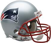 NFL Patriots On-Field Full Size Helmet (VSR4)