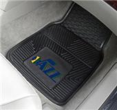 Fan Mats Utah Jazz Vinyl Car Mats (set)