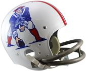 NFL Patriots (65-81) Replica TK Suspension Helmet