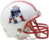 NFL Patriots (90-92) Mini Replica Helmet Throwback