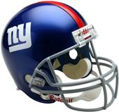 NFL Giants Deluxe Replica Full Size Helmet