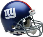 NFL Giants On-Field Full Size Helmet (VSR4)