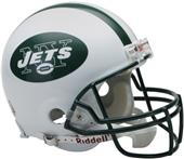 NFL Jets On-Field Full Size Helmet (VSR4)