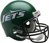 NFL Jets (90-97) On-Field Full Size Helmet (TB)