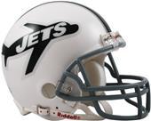 NFL Jets (63) Mini Replica Helmet -Throwback