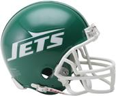 NFL Jets (78-89) Mini Replica Helmet -Throwback