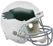 NFL Eagles (69-73) On-Field Full Size Helmet (TB)