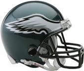 NFL Philadelphia Eagles Mini Helmet (Replica)
