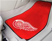 Fan Mats NHL Detroit Red Wings Car Mats (set)