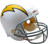 NFL Chargers (61-73) Replica Full Size Helmet (TB)