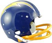 NFL Chargers (74-87) Replica TK Suspension Helmet