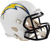 NFL San Diego Chargers Speed Mini Helmet