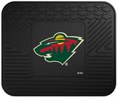 Fan Mats NHL Minnesota Wild Utility Mats