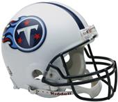 NFL Titans On-Field Full Size Helmet (VSR4)