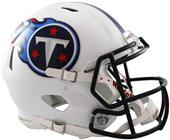 NFL Titans On-Field Full Size Helmet (Speed)